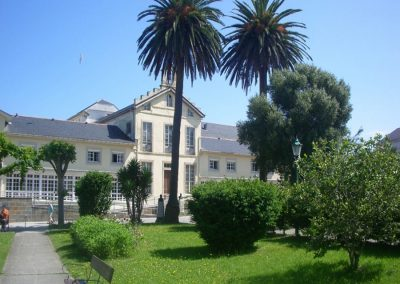 HOSPITAL ASILO DE LUARCA (ABHAL RESIDENCIA). Luarca