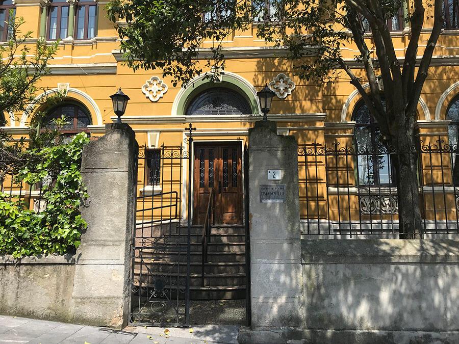 Residencia Cimadevilla