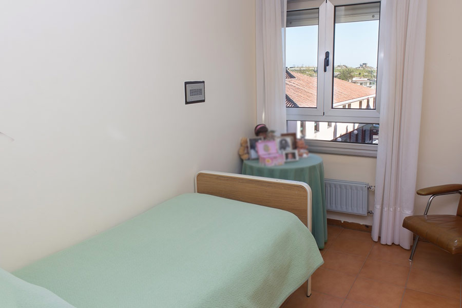 Residencia Faustino Sobrino