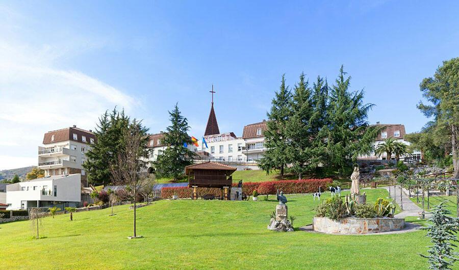 Residencia Hermanitas de los Ancianos Desamparados de Oviedo