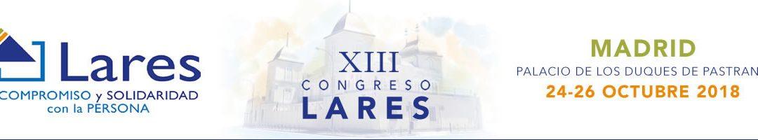 Congreso Nacional Lares 2018 Madrid 24 a 26 Octubre