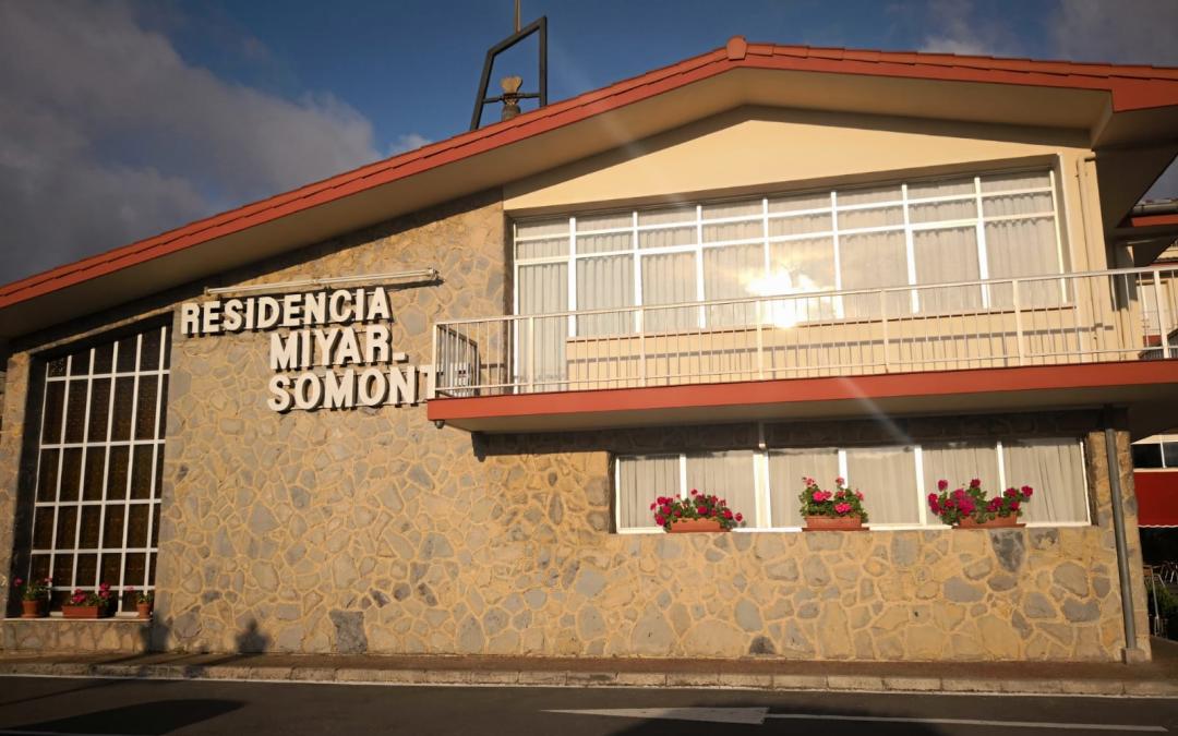 Nuestra Residencia en Amandi-Villaviciosa celebra el Día de Asturias por todo lo alto