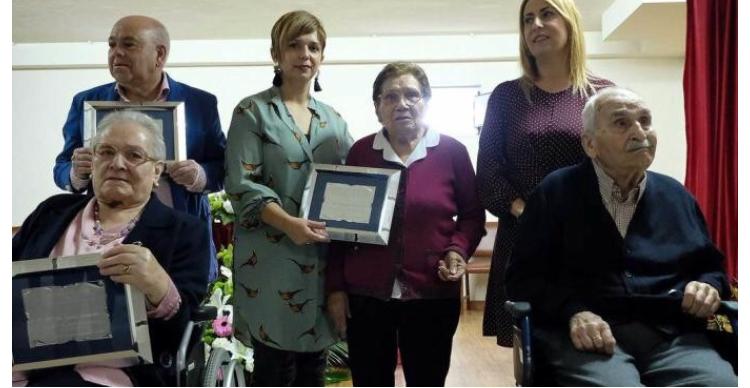 Celebración del Aniversario de la Fundación y Homenaje a sus Residentes de más edad, en nuestra Residencia de Pola de Lena