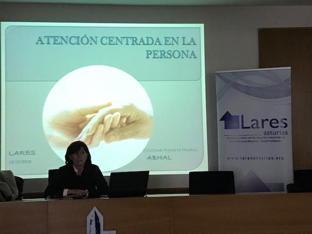 Lares Asturias celebra su última Asamblea General en Gijón, con formación sobre la aplicación de la ACP y degustación de menús texturizados