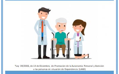 Nueva actualización de nuestra Guía Básica de Dependencia y Otras Ayudas para Personas Mayores y/o Discapacitadas