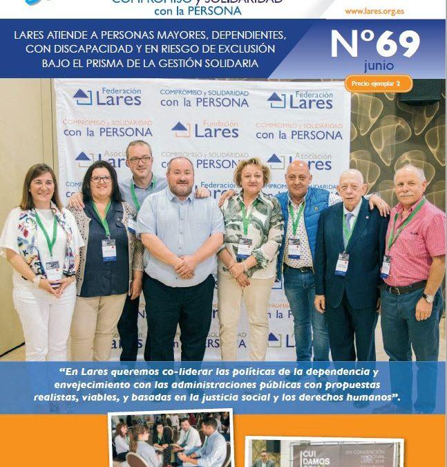 """Publicado el nº 69 de la Revista """"Somos Lares"""""""