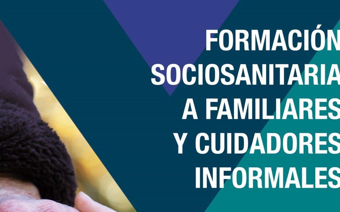 FORMACIÓN SOCIOSANITARIA PARA FAMILIARES Y CUIDADORES INFORMALES LLANES