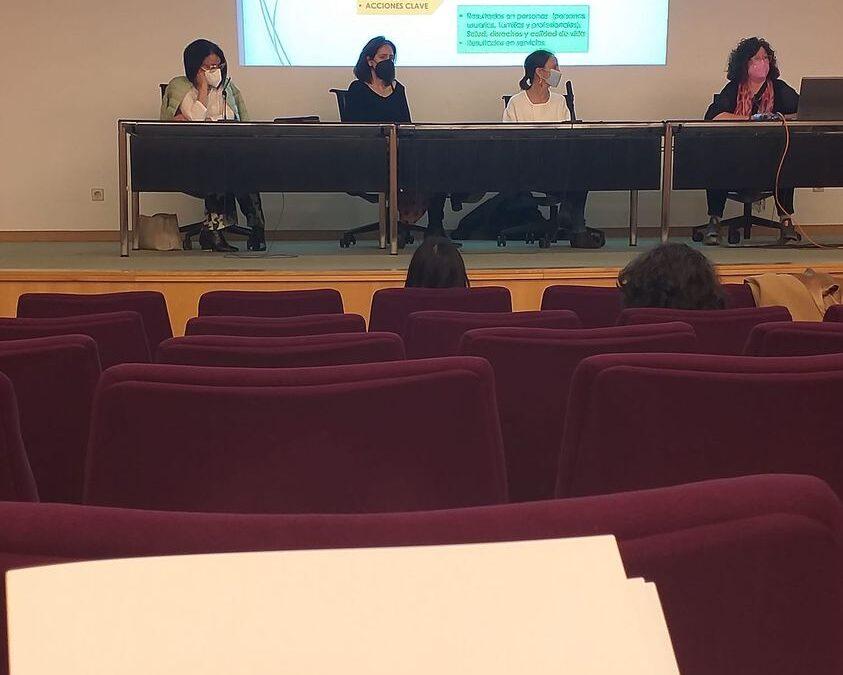Presentacion del Plan de Acción para la transformación del modelo de cuidados de larga duración para personas adultas en el Principado de Asturias.